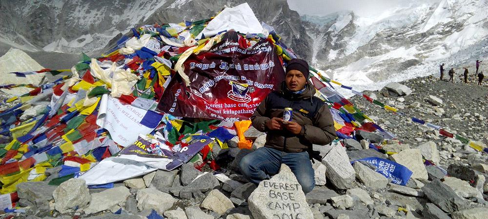 Everest Base Camp Trek Itinerary
