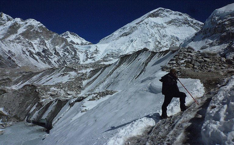 Everest Base Camp Trek in February