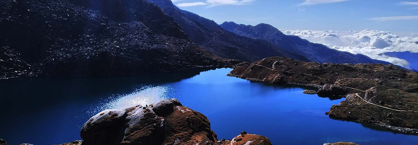 Lake Gosainkunda