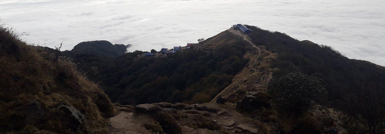 Mardi Himal trekking Trail