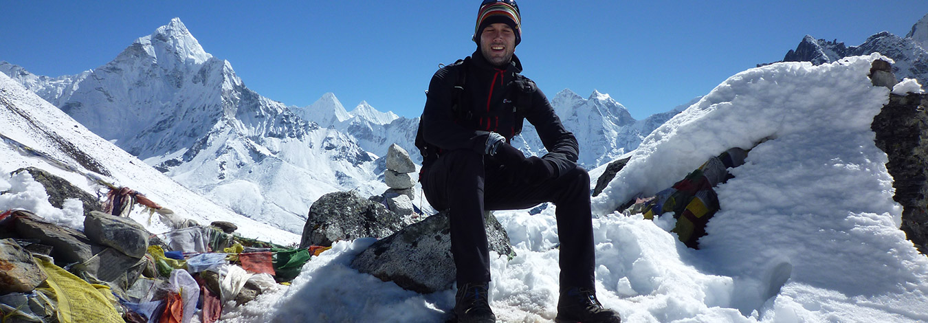 Everest base camp Luxury Treks