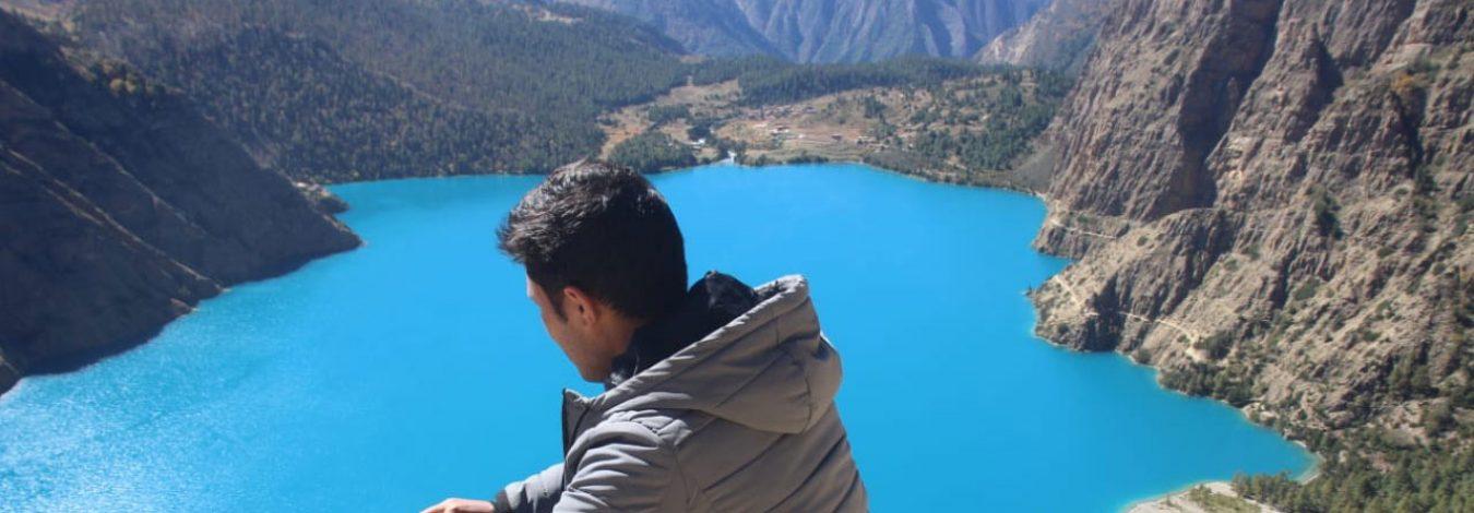 Phoksundo Lake View