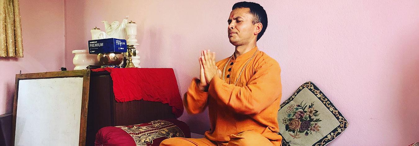 Nepal Spiritual Yoga Tour