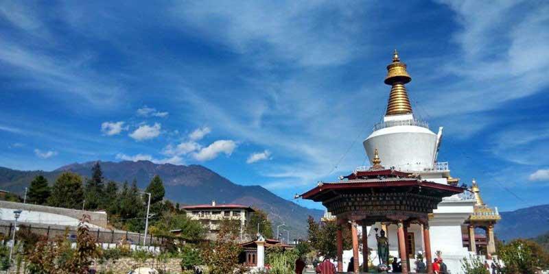 Bhutan Sight Seeing Tour