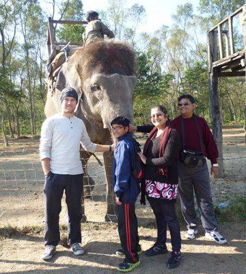 Nepal Wildlife safari tour