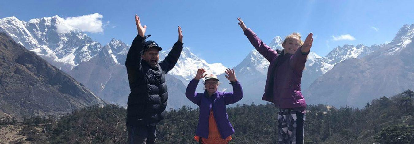 Everest Yoga tour