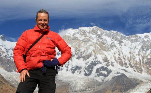 Annapurna base camp trek Nepal