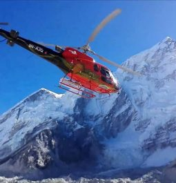 Nepal Everest base camp Helicopter tour