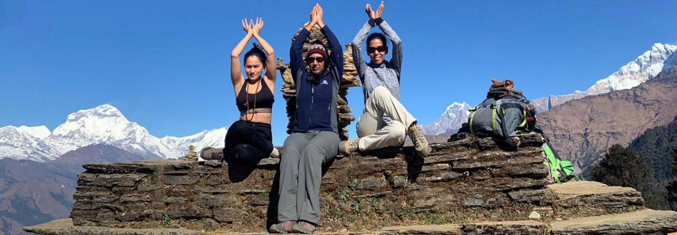 Poon hill yoga