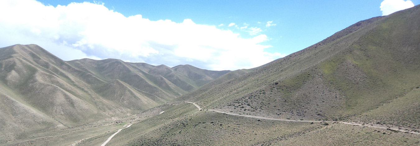 Upper Mustang treks