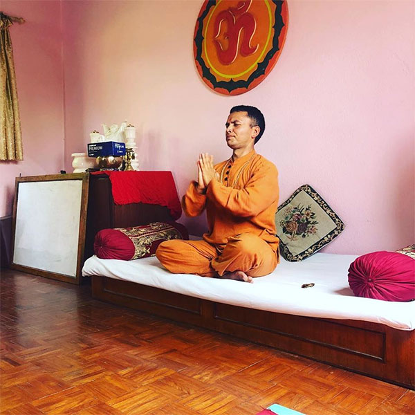 Nepal Yoga Tour