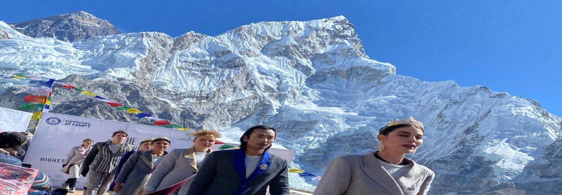 Everest Fashion Runway